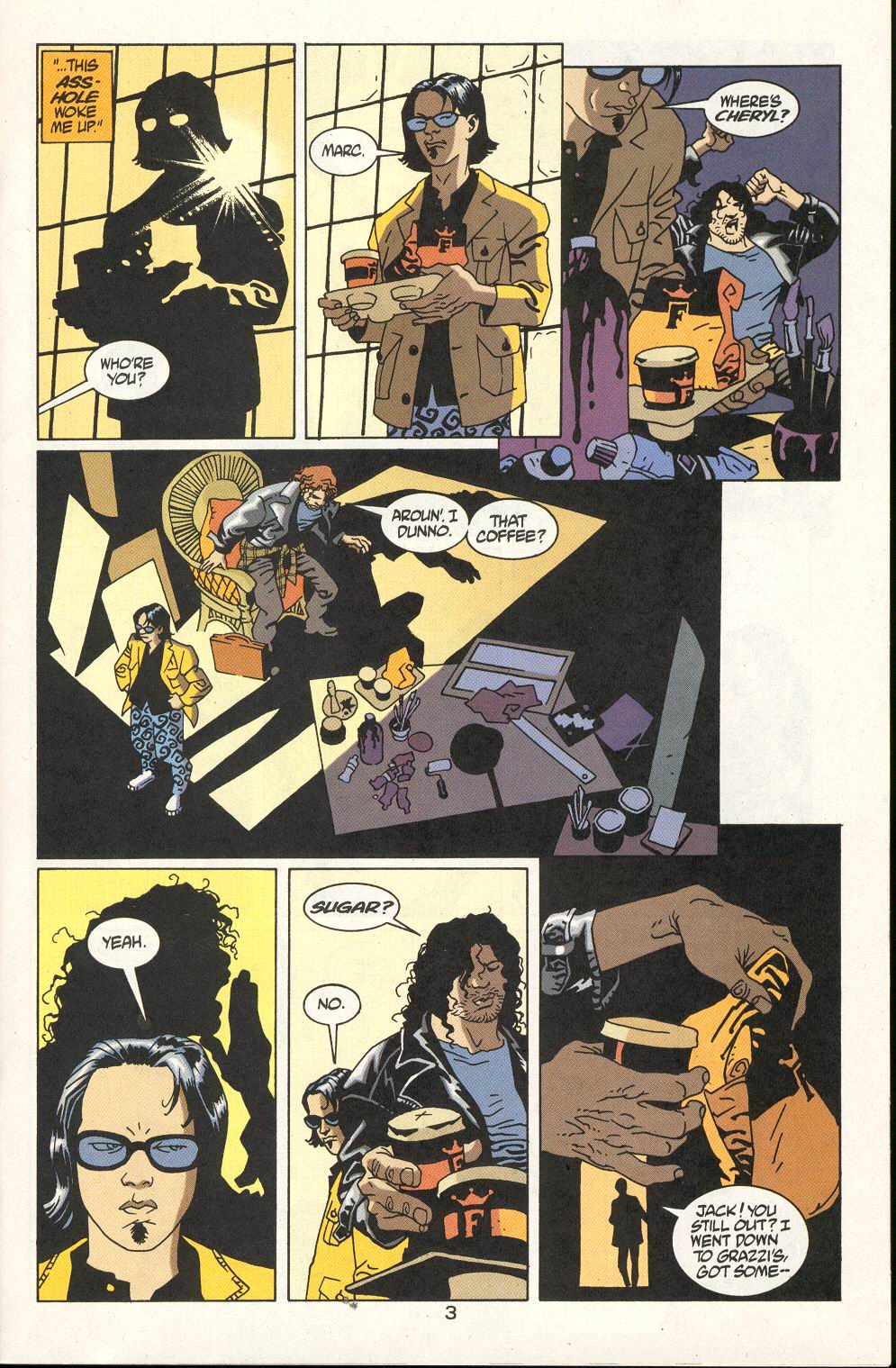 Read online 100 Bullets comic -  Issue #22 - 4