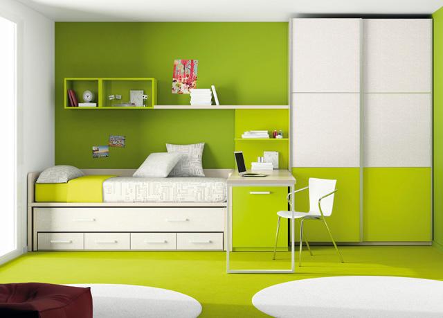 Camas compactas juveniles for Aplicaciones para disenar habitaciones