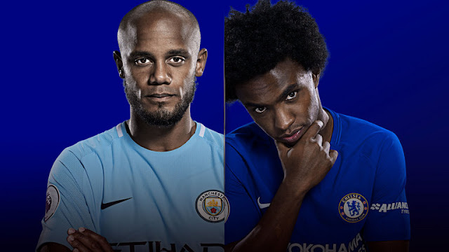 Prediksi Manchester City vs Chelsea, 10 Februari 2019