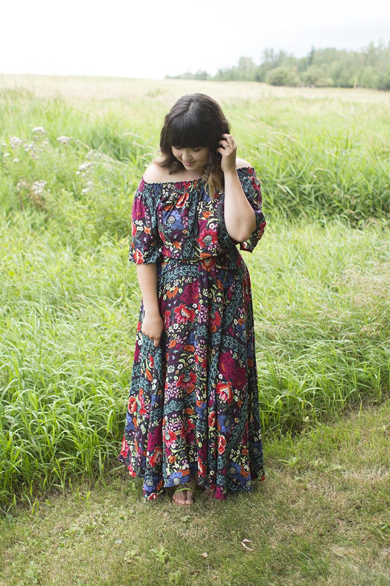 Dressing postpartum