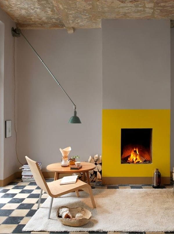 8 Original Fireplaces You Want To Have At Home 4