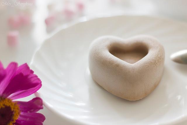 Десерт а-ля мороженое крем-брюле