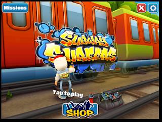 Subway Surfers v1.0 - Katılımsız Oyun