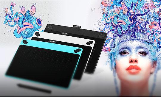 Nuevas tabletas Intuos de Wacom para creativos