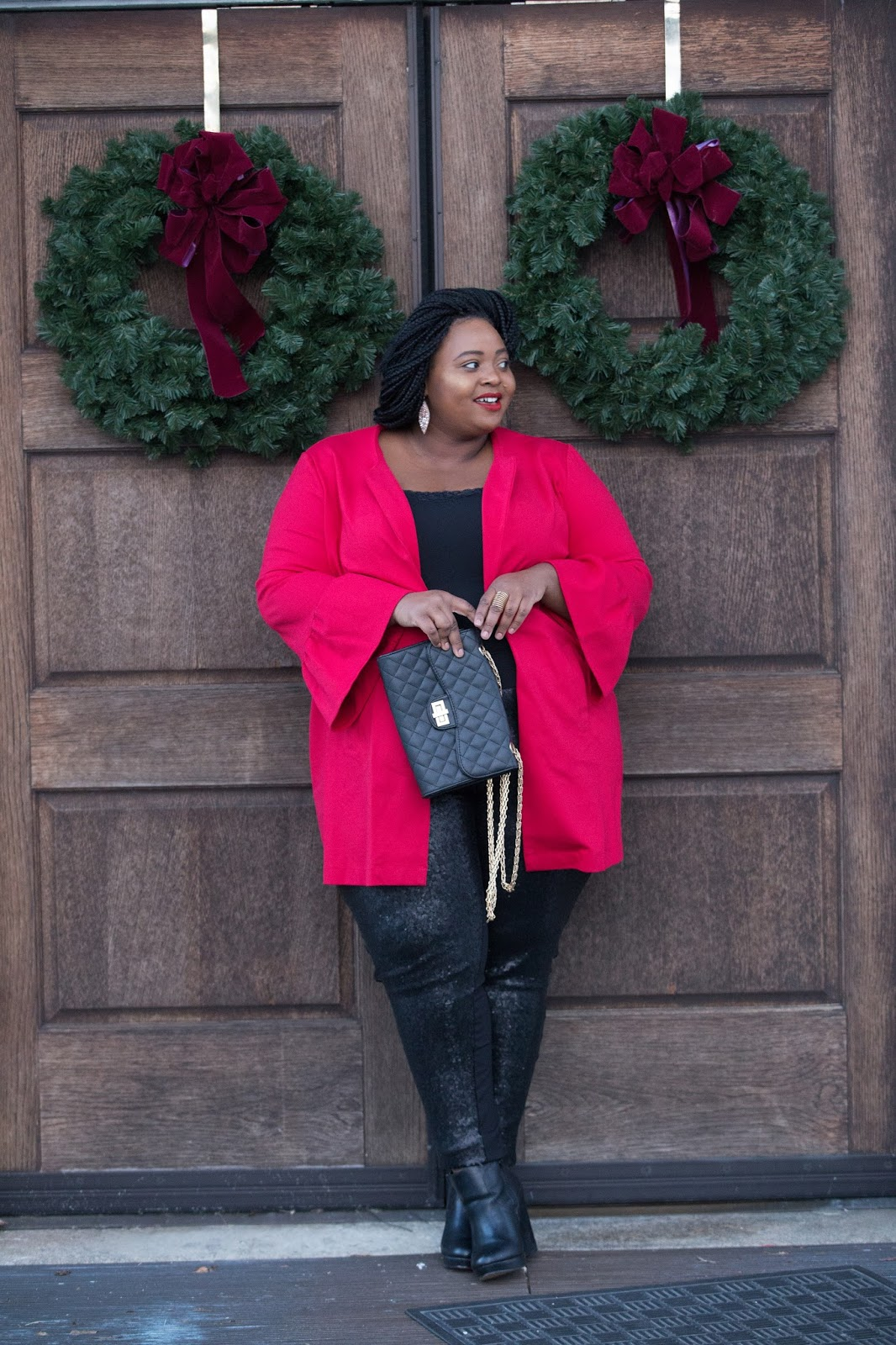 Size 24 Plus Size Blogger