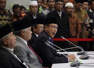 Hasil Sidang Isbat Penentuan Ramadhan 1438 H
