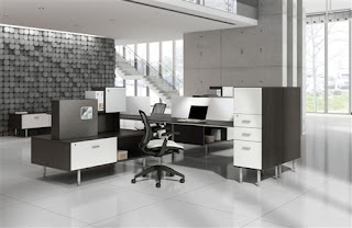Open Concept Office Furniture