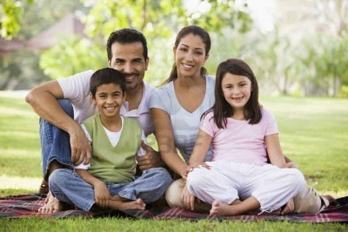 familia adoptiva red