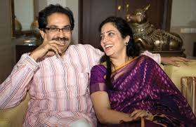 Uddhav Thackeray Family Wife Son Daughter Father Mother Age Height Biography Profile Wedding Photos
