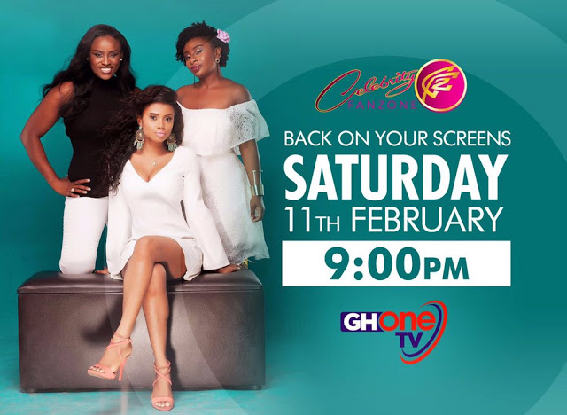 Celebrity Fanzone Returns On @GHOneTV