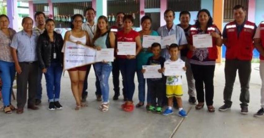 QALI WARMA: Programa social premió servicio alimentario de calidad en Institución Educativa N° 419 Milena de Mazzarolo de Ucayali - www.qaliwarma.gob.pe