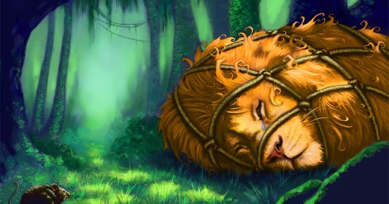 Cerita Singa Dan Tikus