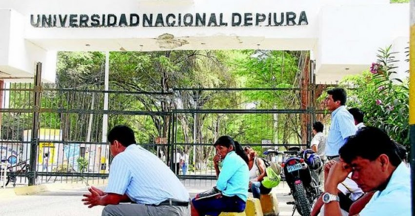 Policía detiene a profesor por presuntamente cobrar coima a un estudiante de la Facultad de Minas de la Universidad Nacional de Piura