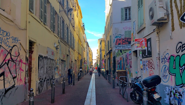 Rue du trois Rois in Notre-Dame du Mont - foto di Elisa Chicana Hoshi