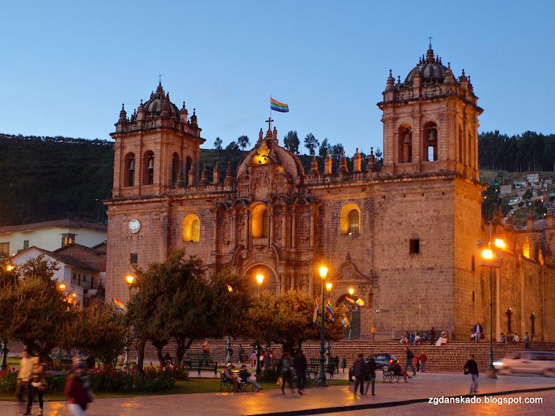 Cuzco - Katedra