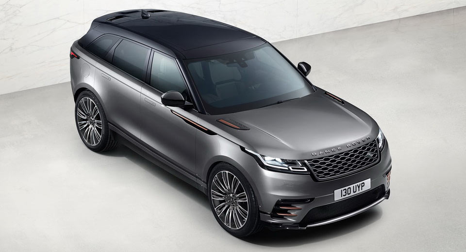 Range Rover Velar Now Available With JLRs New 300PS 2.0L Turbo