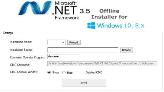 Download net framework 3 5 full offline installer | Peatix