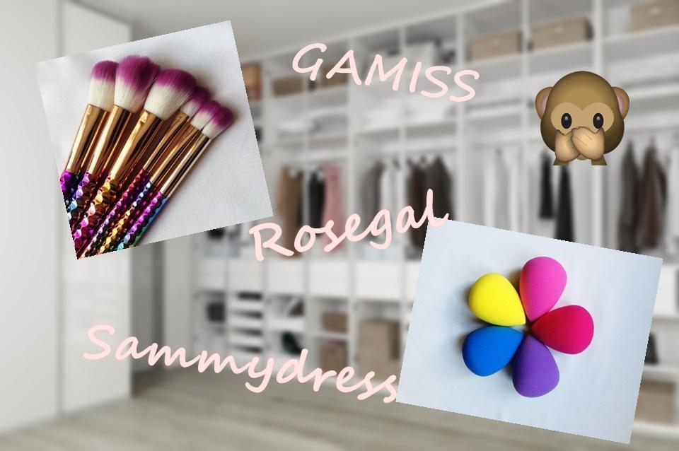 Zamówienie od Gamiss, Rosegal, Sammydress #1