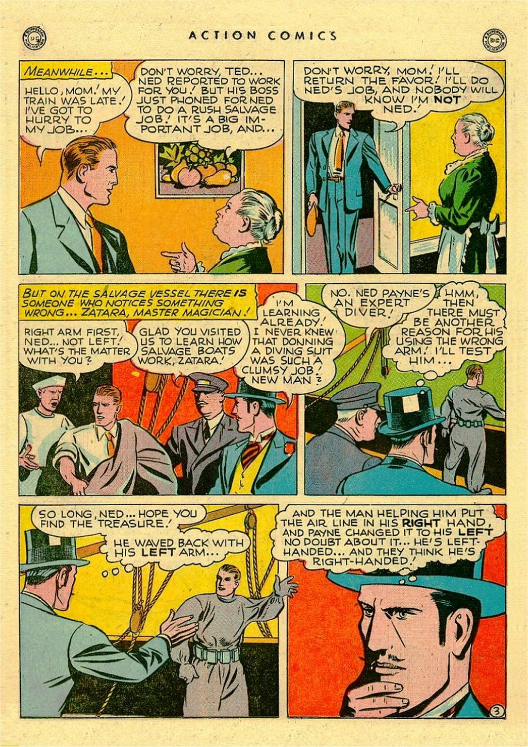 Read online Action Comics (1938) comic -  Issue #111 - 26