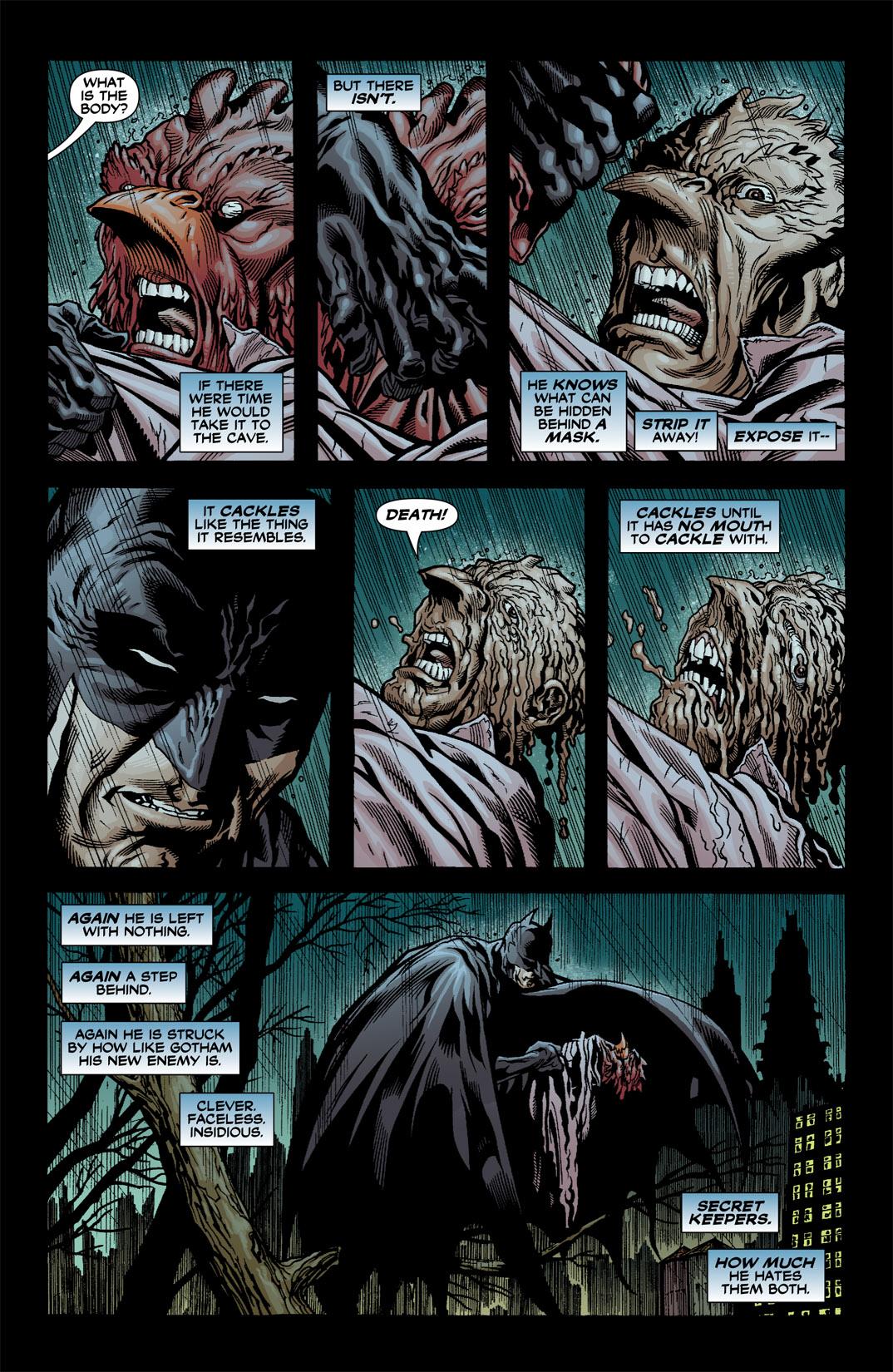 Detective Comics (1937) 805 Page 6