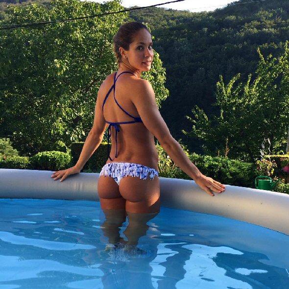 Sexy κολύμβηση: Katarína Listopadová