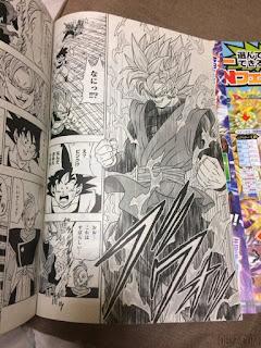 Avance de Dragon Ball Super capítulo 20 de Toyotaro.