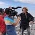 """[IMAGENS] ESC2018: Michael Schulte, da Alemanha, grava """"postcard"""" na Ilha da Madeira"""