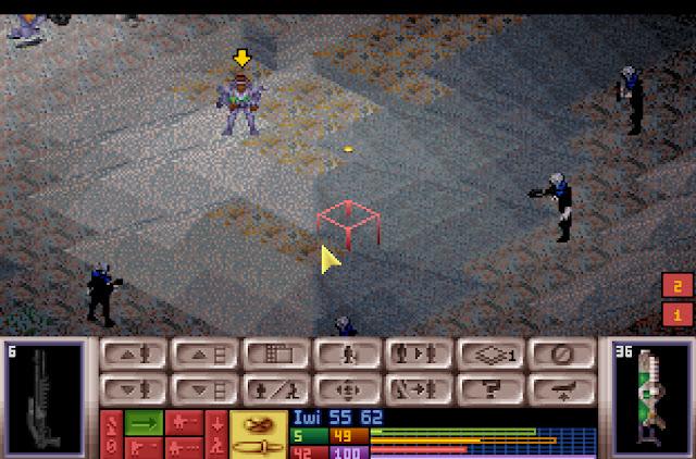 Open Xcom - Hybrids Screenshot