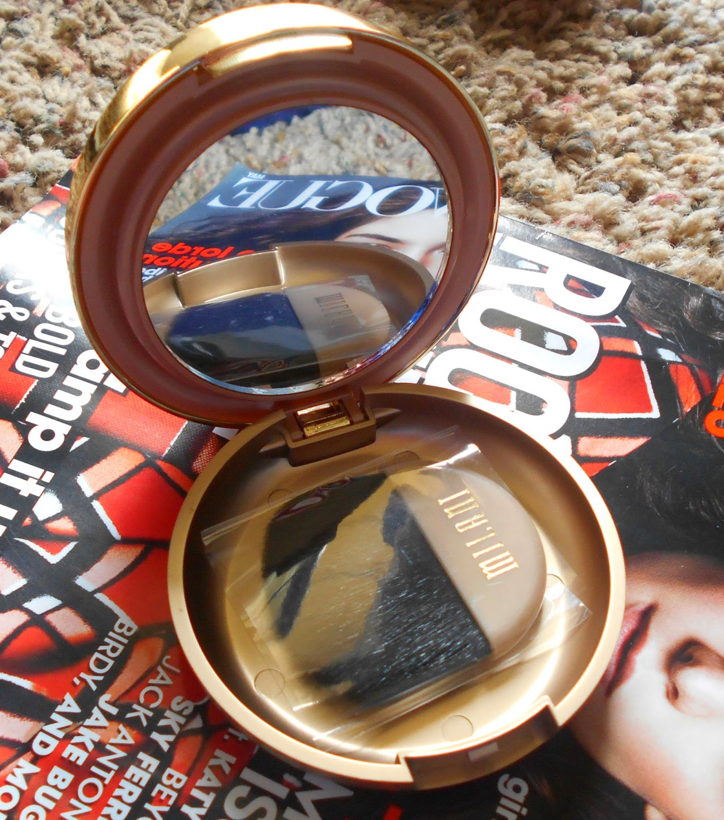 Makeup, Fashion & Royalty: Review: Milani Baked Bronzers
