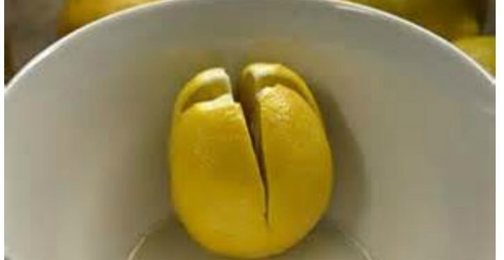 Cut Lemon And Place It In Your Bedroom