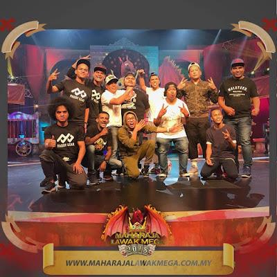 Video Penuh Maharaja Lawak Mega 2018 Minggu 10