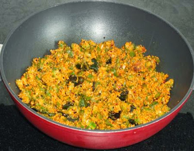 masala mixed