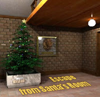 Here' is a Japanese #Christmas #RoomEscape by #TesshiE! #ChristmasGames