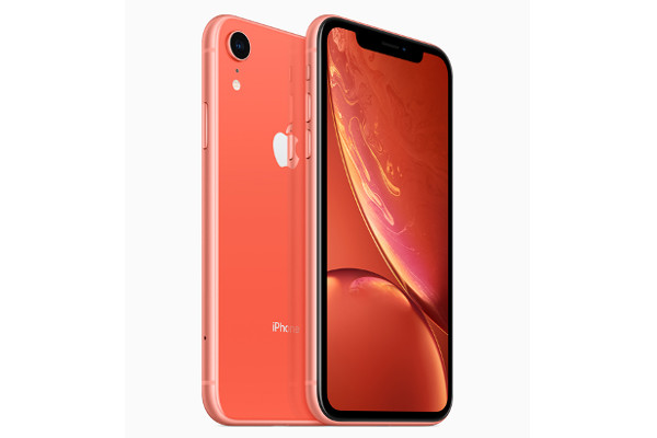 APPLE iPhone XR with 6.1-inch Liquid Retina display and Dual SIM launched