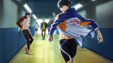 Free! Dive to the Future 11/12 [Sub-Español][MEGA-MF-GD][HD-FullHD][Online]