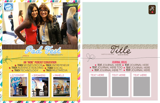 Translating Inspiration to Scrapbook Page Stories