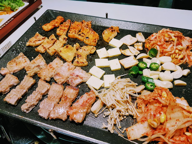 【雪隆美食】Palsaik Korean BBQ 八色烤肉 @ MyTOWN Shopping Centre Cheras