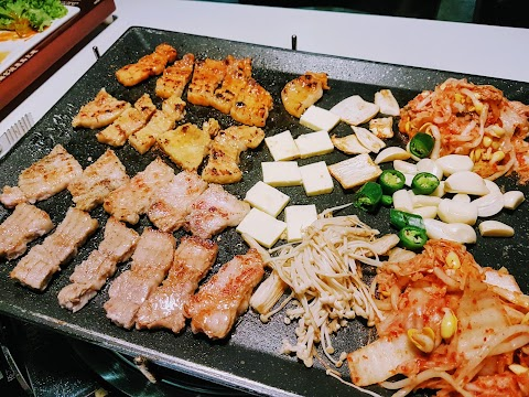 【雪隆美食】Palsaik Korean BBQ 八色烤肉 @ MyTOWN Shopping Centre Cheras