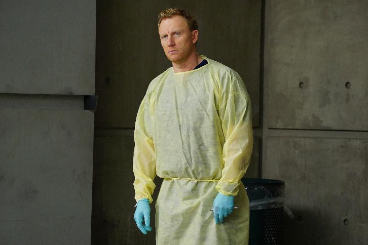Grey's Anatomy - Episode 13.15 - Civil War - Promotional Photos & Press Release
