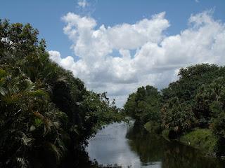 Canales de drenaje