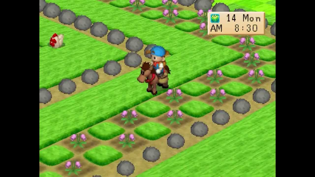 Harvest Moon Back To Nature Free Download For Android