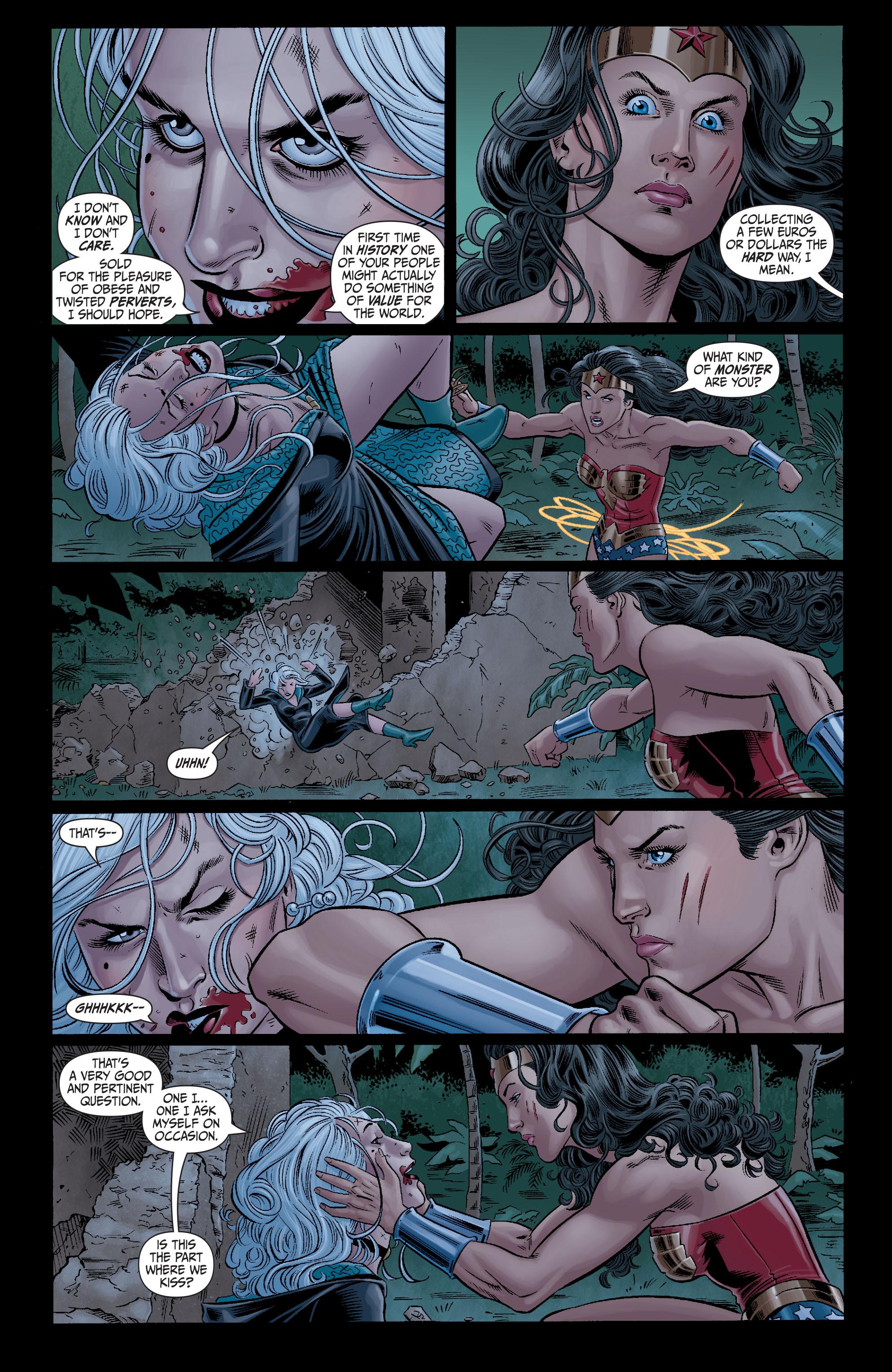 Read online Secret Six (2008) comic -  Issue #12 - 10