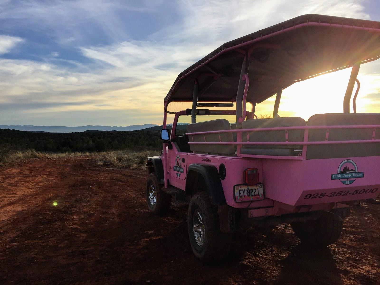 Travel Diaries Sedona Jeep Tours