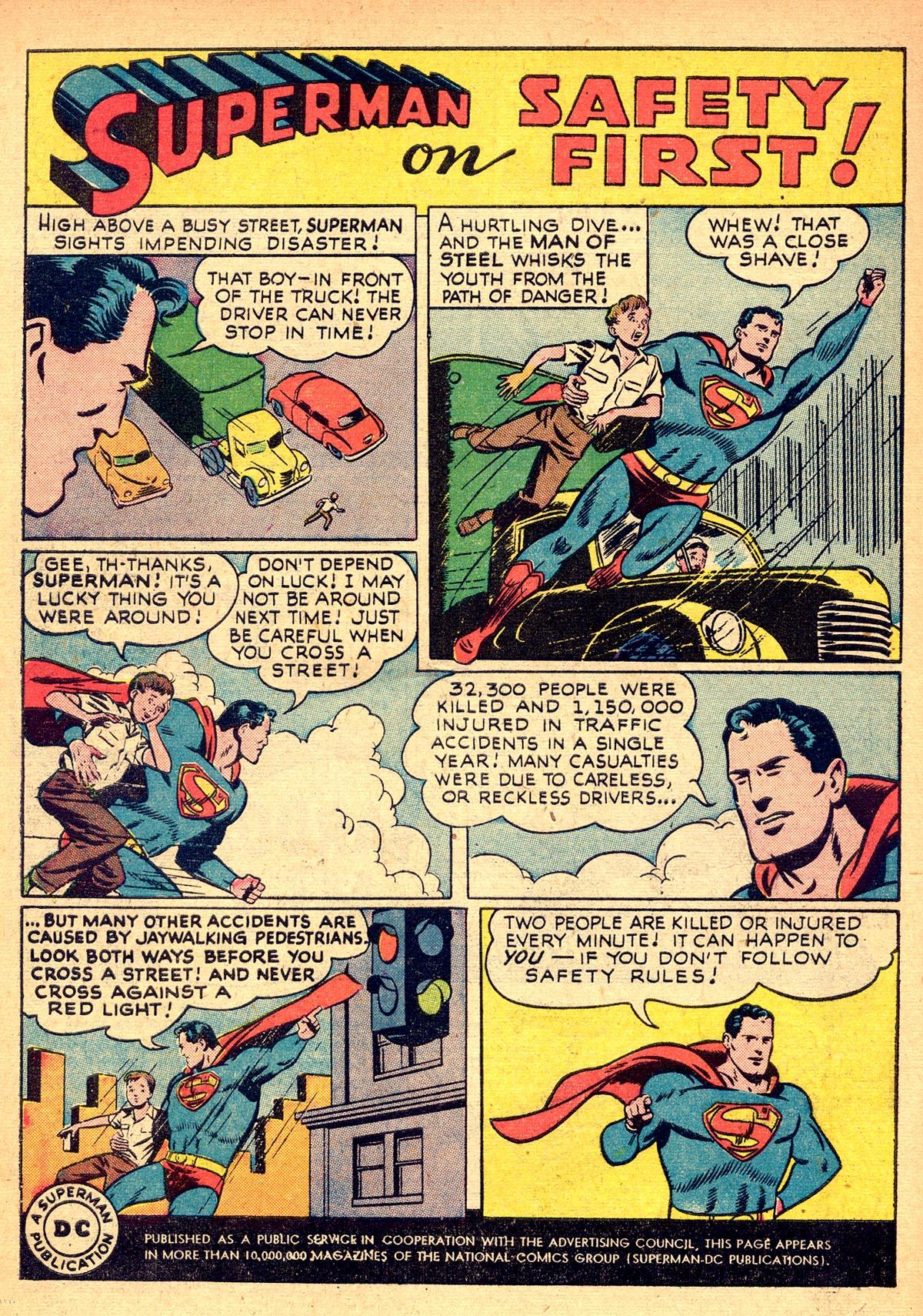 Read online All-Star Comics comic -  Issue #48 - 50