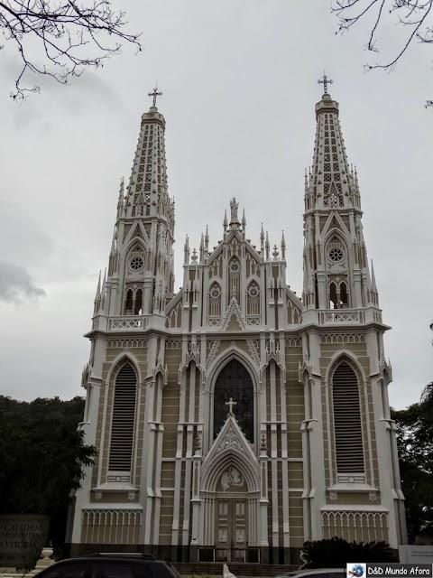 Catedral Metropolitana de Vitória - Espírito Santo