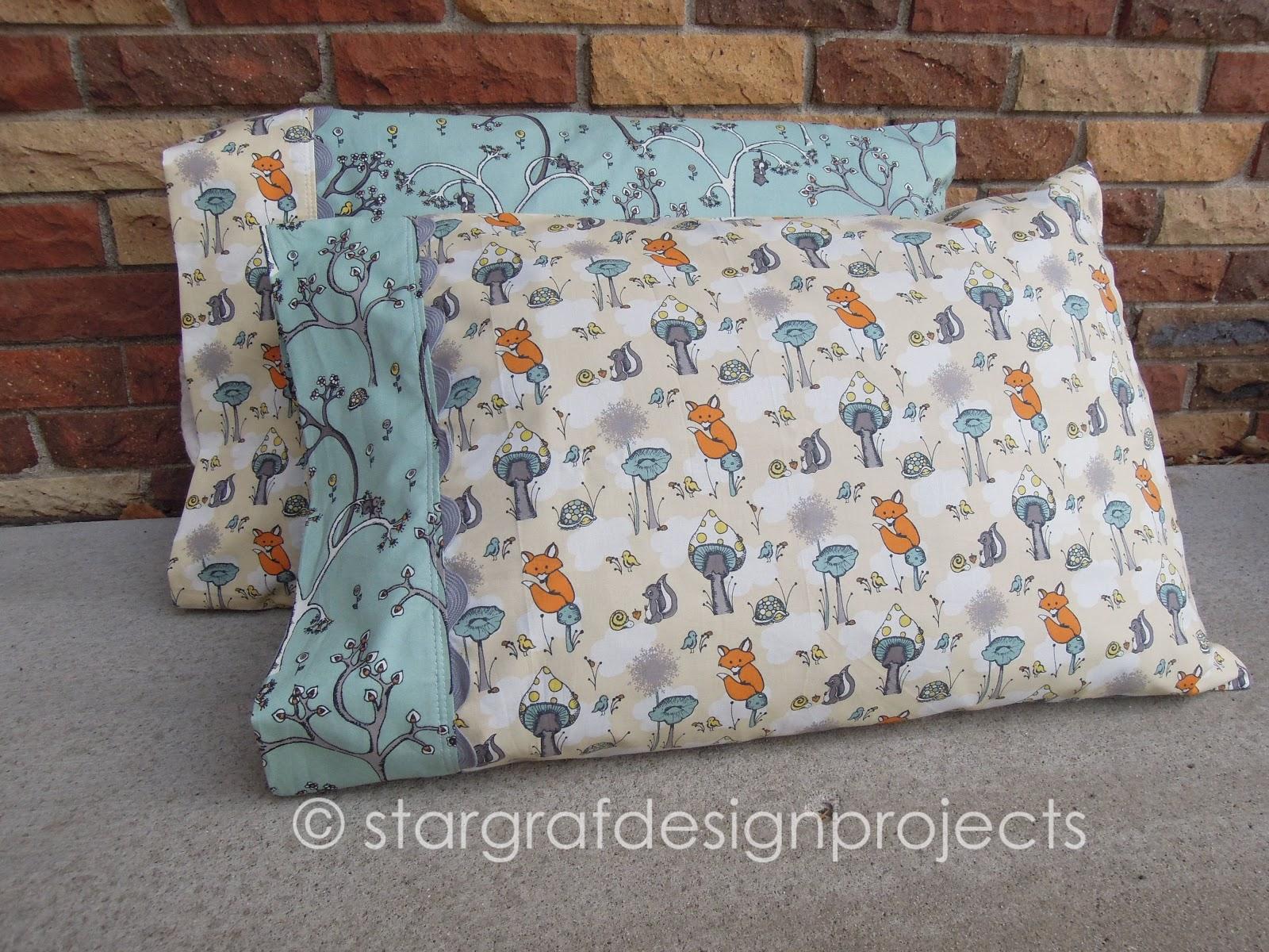Fun Animal Print Pillow Cases