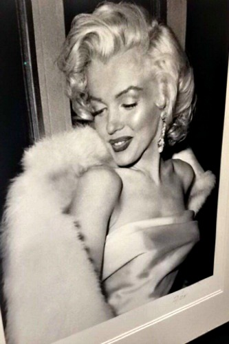 marilyn monroe exhibition london