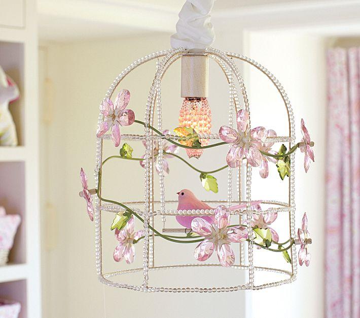 Nursery Room Ideas Chandeliers For Baby Girls Room
