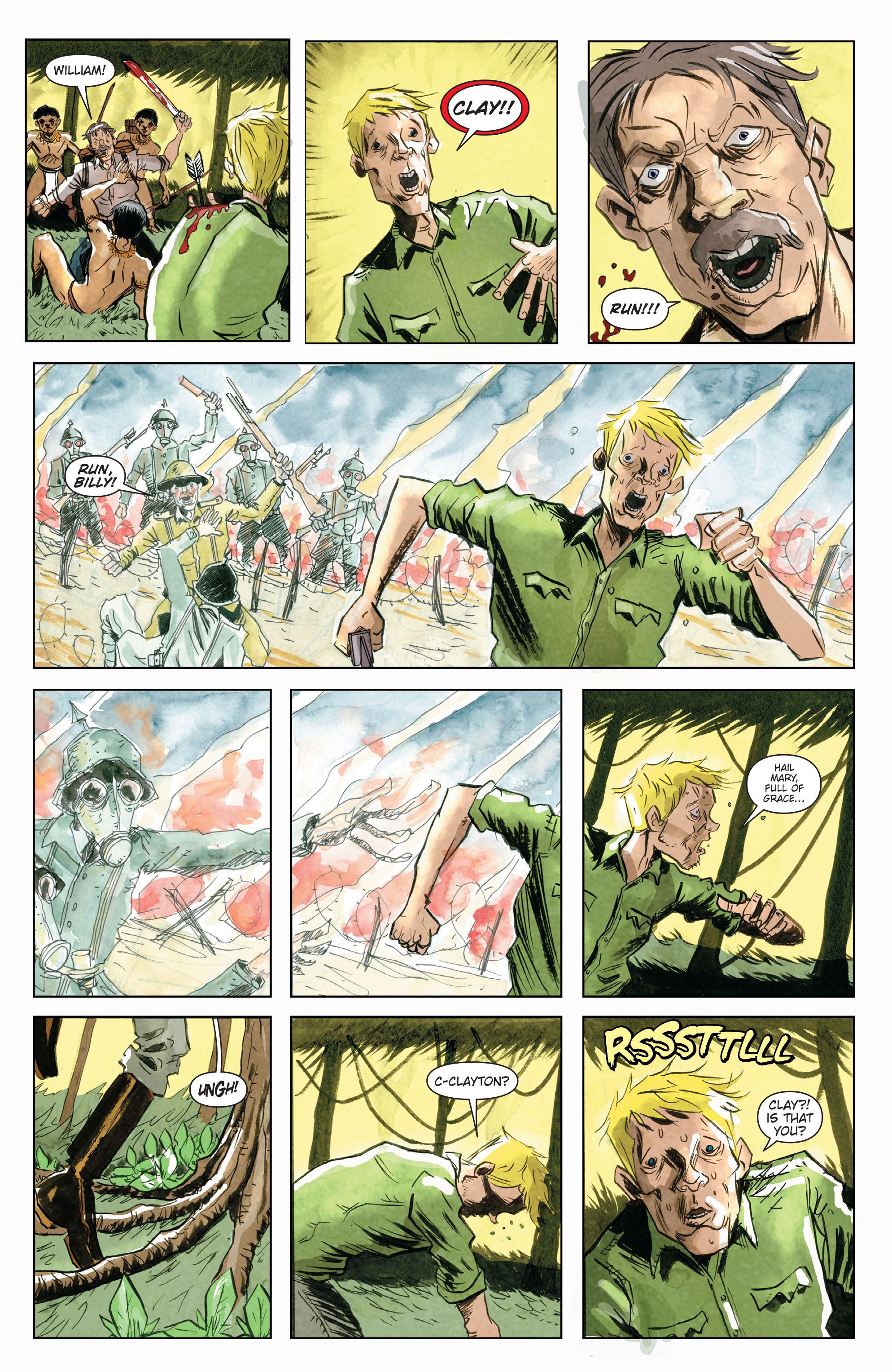 Read online Trillium comic -  Issue # TPB - 32