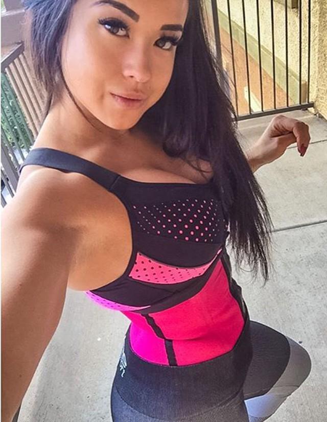 Lindsey Waters Fitness Model lindseywaters Instagram photos
